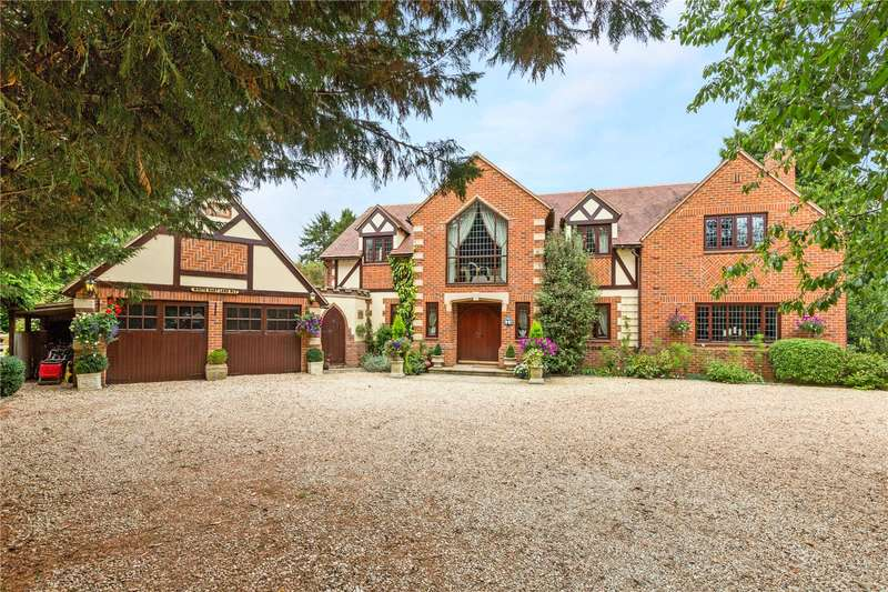 5 Bedrooms Detached House for sale in Cumnor Road, Boars Hill, Oxford, OX1
