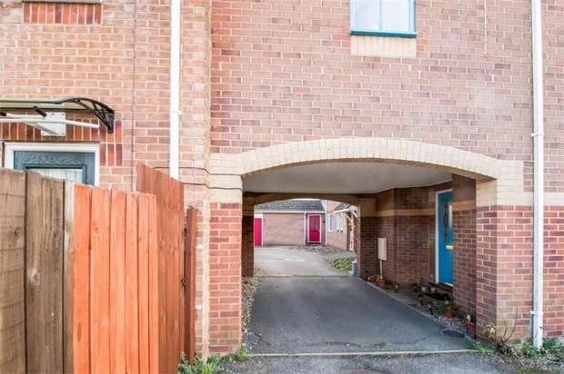 1 Bedroom Terraced House for sale in Telford Close, King's Lynn, Norfolk