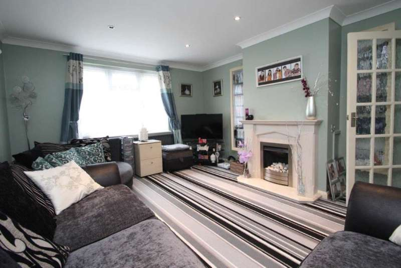 3 Bedrooms Semi Detached House for sale in 3/4 BED EXTENDED SEMI with further DEVELOPMENT POTENTIAL.