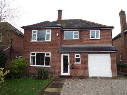 5 Bedrooms Detached House for sale in Wilmslow Road, Handforth, Wilmslow, Cheshire