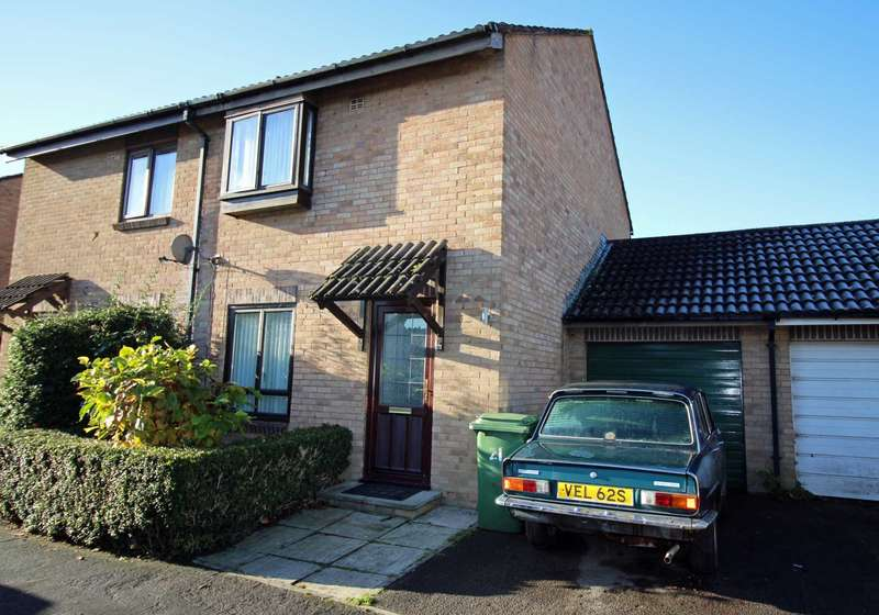 3 Bedrooms Semi Detached House for sale in Beaconsfield Way, Frome