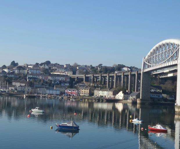House for sale in Normandy Hill, Saltash Passage, Plymouth, Devon