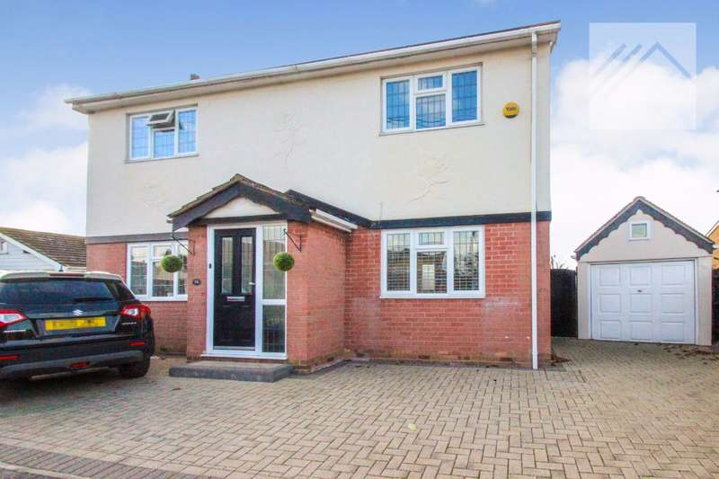 3 Bedrooms Detached House for sale in Gainsborough Avenue, Canvey Island - A HOME WITH FAMILY IN MIND