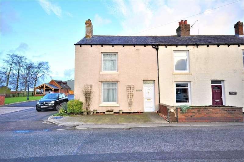 2 Bedrooms Cottage House for sale in Kirkham Road, Freckleton, Preston, Lancashire, PR4 1HU