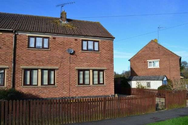 3 Bedrooms Semi Detached House for sale in Hyde Close, Roade, Northampton NN7 2LT