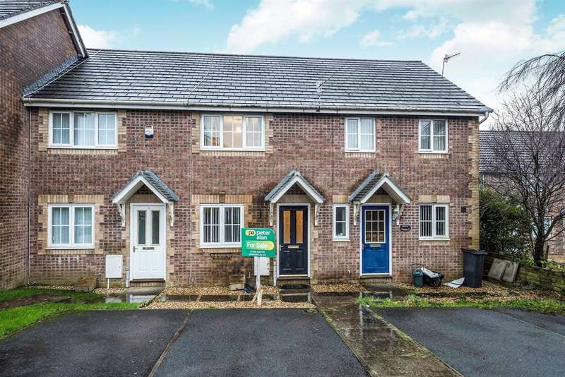 2 Bedrooms Terraced House for sale in Derlwyn, Waunceirch, Neath