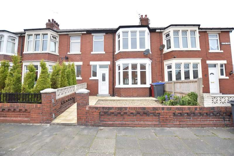 3 Bedrooms Terraced House for sale in Dutton Road, Blackpool
