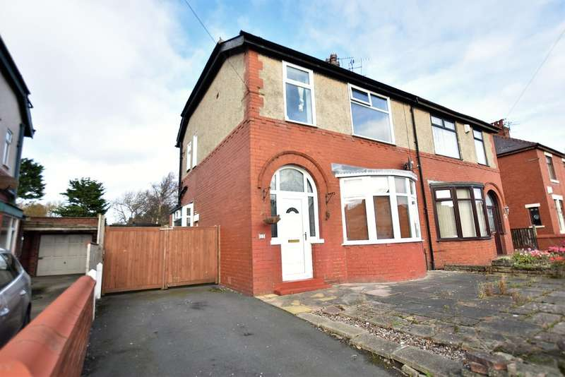 3 Bedrooms Semi Detached House for sale in Stopford Avenue, Blackpool
