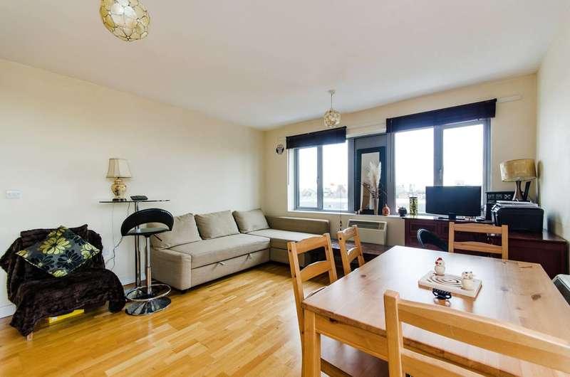 1 Bedroom Flat for sale in Horn Lane, Poet's Corner, W3