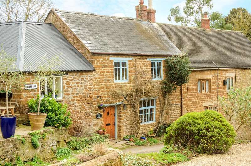4 Bedrooms Semi Detached House for sale in Bakers Lane, Swalcliffe, Banbury, Oxfordshire, OX15