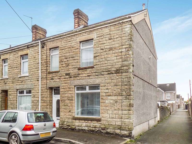3 Bedrooms End Of Terrace House for sale in Osterley Street, Briton Ferry, Neath, Neath Port Talbot. SA11
