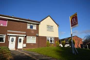 2 Bedrooms Terraced House for rent in Eardswick Rd , Middlewich , CW10 0DT