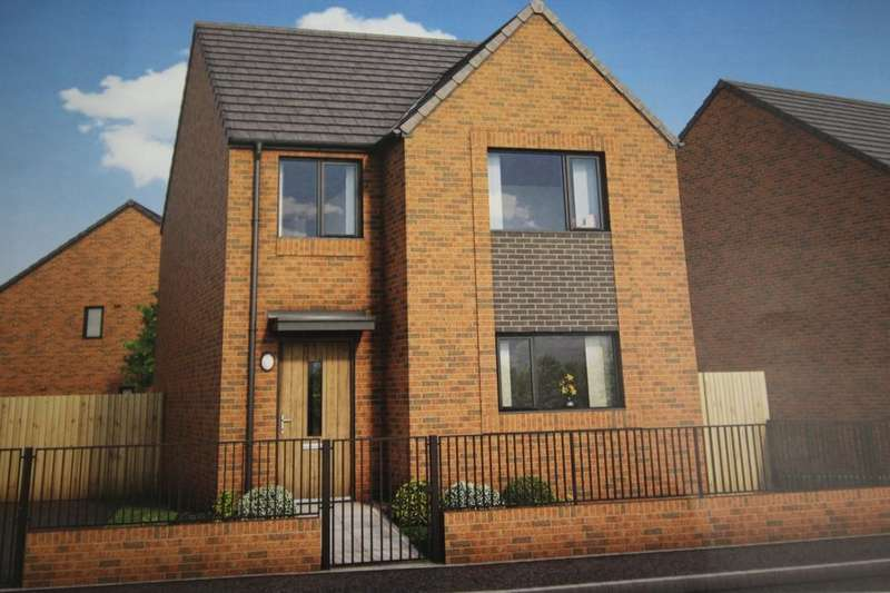 4 Bedrooms Detached House for sale in Hyde Road, Manchester, M12