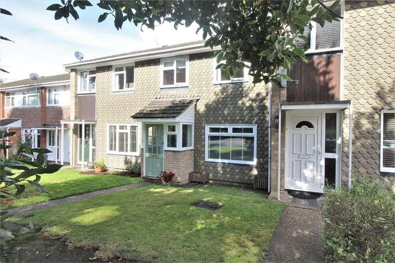 3 Bedrooms Terraced House for sale in Fircroft Close, Tilehurst, READING, Berkshire