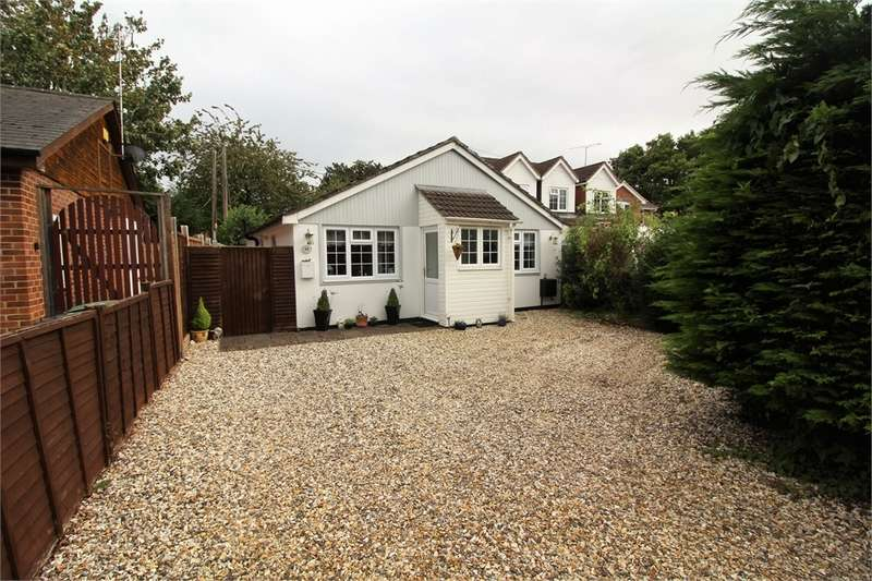 2 Bedrooms Detached Bungalow for sale in Park Walk, Purley on Thames, READING, Berkshire