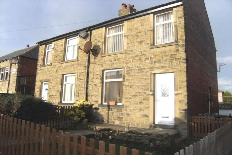 3 Bedrooms Semi Detached House for sale in Southfield Road, Almondbury, Huddersfield, HD5