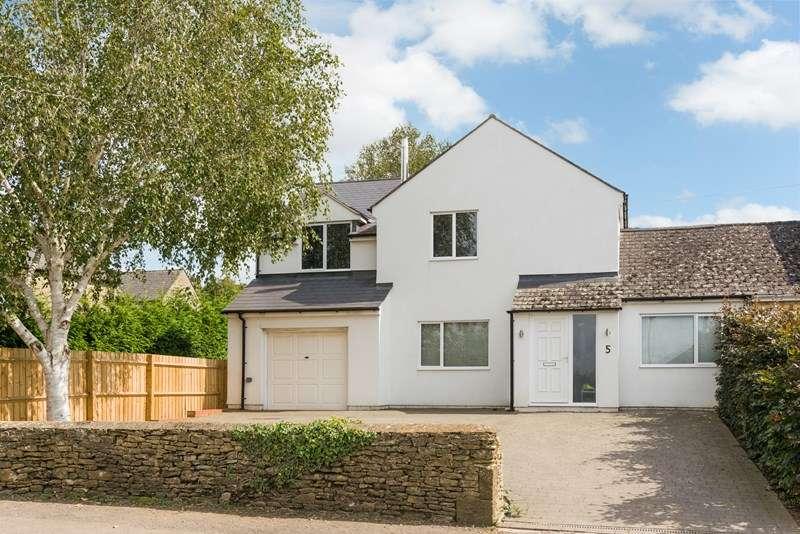4 Bedrooms Link Detached House for sale in Heyford Road, Somerton, Bicester