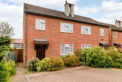 3 Bedrooms Semi Detached House for sale in Harewood Road, Watford, Hertfordshire