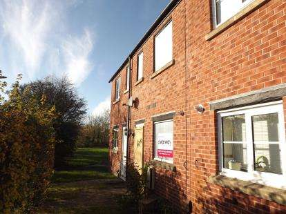 2 Bedrooms Terraced House for sale in The Plantation, Hardwicke, Gloucester, Gloucestershire