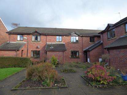 Retirement Property for sale in Red Rose Gardens, Sale, Manchester