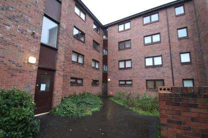 2 Bedrooms Flat for sale in Fenella Street, Shettleston, Glasgow