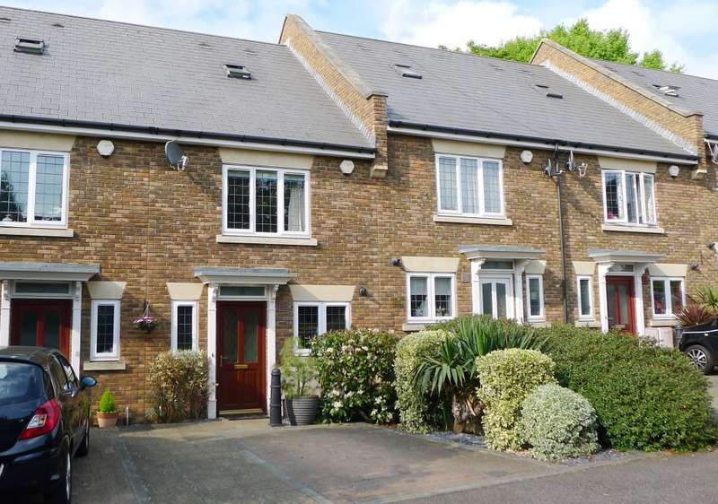 3 Bedrooms Terraced House for sale in Sheridan Place, Bromley, BR1
