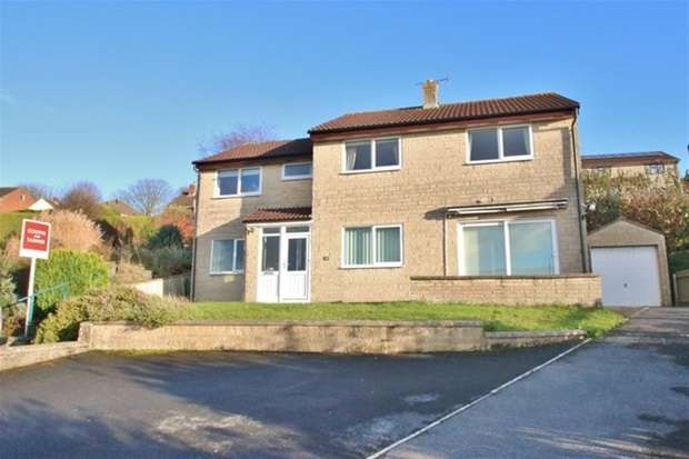 4 Bedrooms Detached House for sale in Hexton Road, Glastonbury