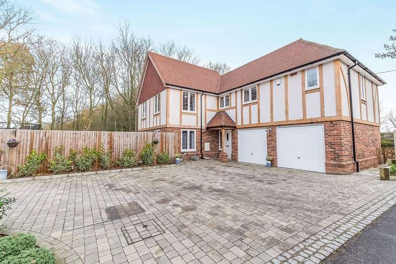 4 Bedrooms Detached House for sale in Crismill Lane, Bearsted, Maidstone, ME14