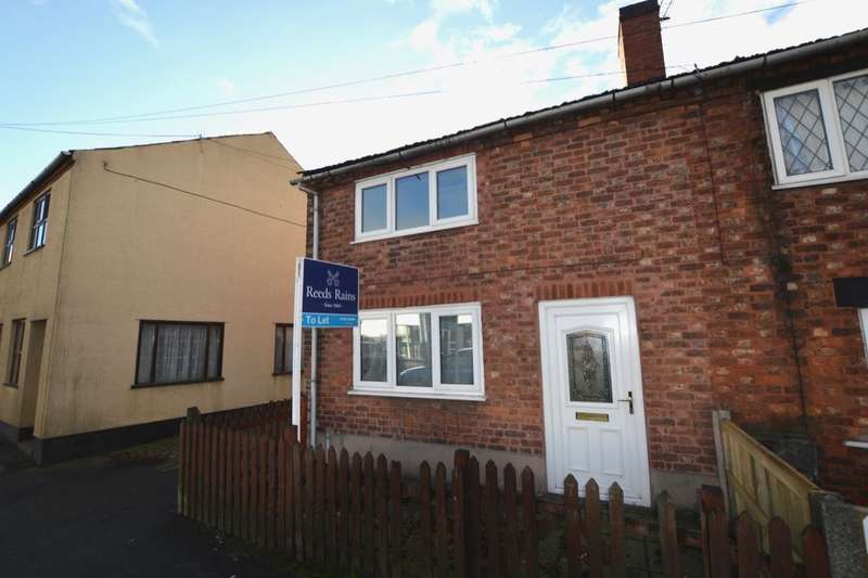 2 Bedrooms Semi Detached House for rent in Chester Road, Middlewich, CW10