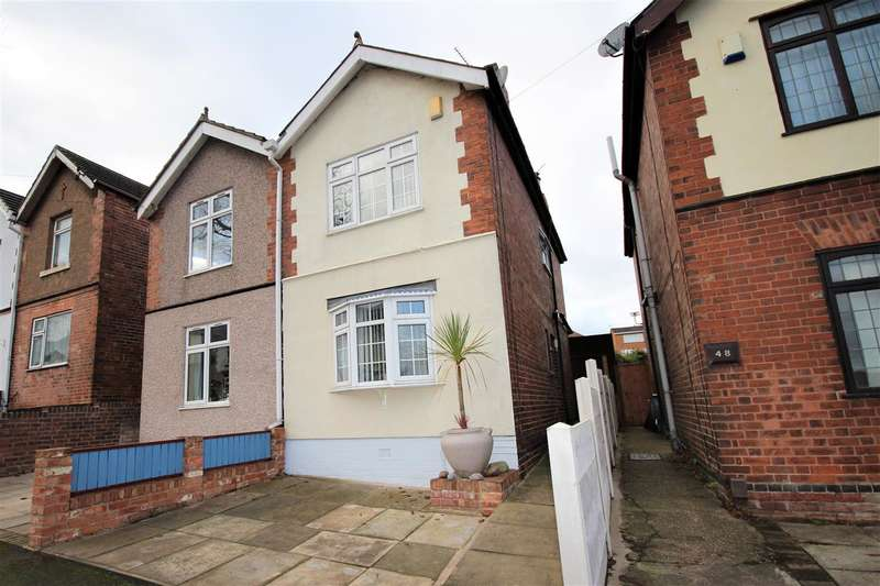 3 Bedrooms Semi Detached House for sale in Kingsway, Ilkeston