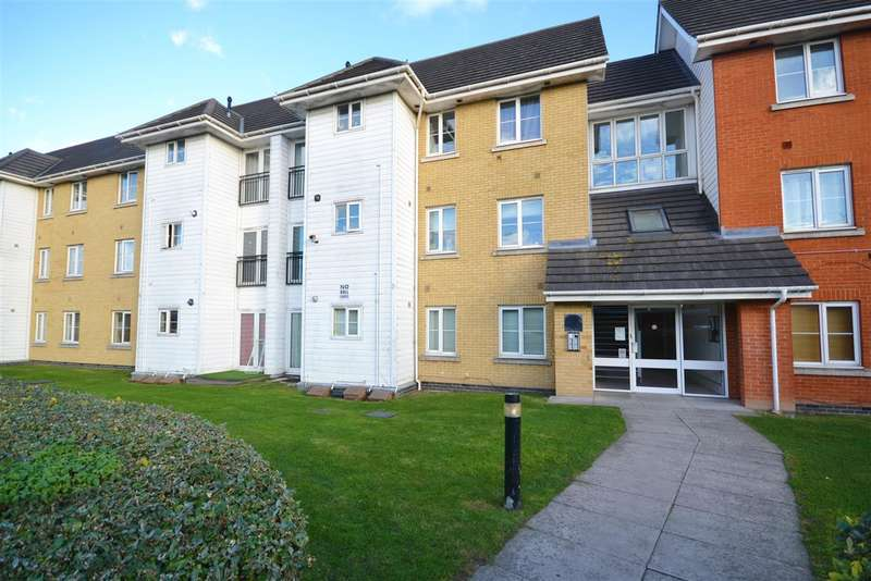 2 Bedrooms Apartment Flat for sale in Gower Place, Fleming Road, Chafford Hundred