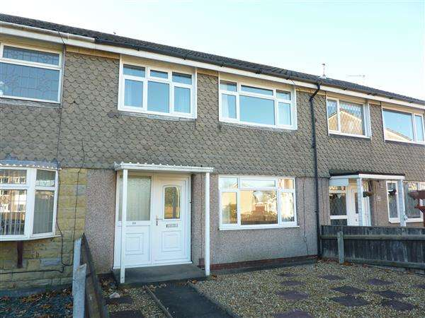 3 Bedrooms Terraced House for sale in CHESHIRE WALK, GRIMSBY