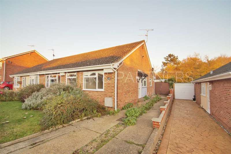 3 Bedrooms Bungalow for sale in Bracken Way, Abberton, Colchester