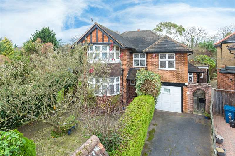5 Bedrooms Detached House for sale in Barn Crescent, Stanmore, HA7