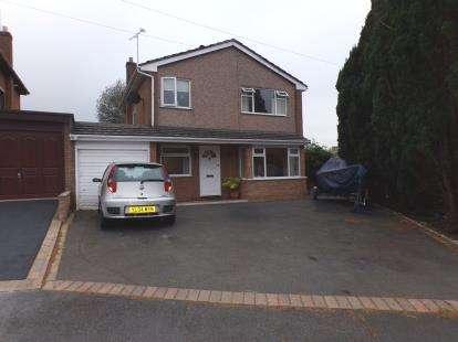 3 Bedrooms Detached House for sale in Ffordd Derwyn, Penyffordd, Chester, Flintshire, CH4