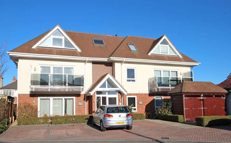 2 Bedrooms Apartment Flat for sale in Beech Avenue, Southbourne, Bournemouth