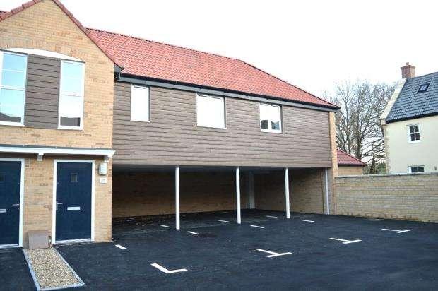 2 Bedrooms Maisonette Flat for sale in Long Orchard Way, Mertoch Leat, Martock, Somerset