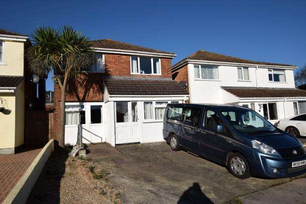 5 Bedrooms Detached House for sale in Raddicombe Drive, Brixham, Devon