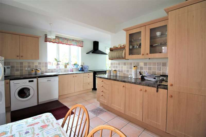 3 Bedrooms Detached House for sale in Ulwell Road, Swanage, Dorset, BH19 1LN