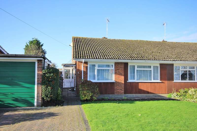2 Bedrooms Semi Detached Bungalow for sale in Princes Risborough, Buckinghamshire, HP27 9JP