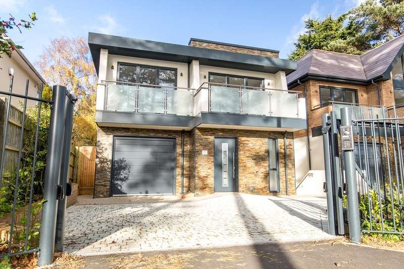 4 Bedrooms Detached House for sale in Clifton Road, Canford Cliffs, Poole, BH14