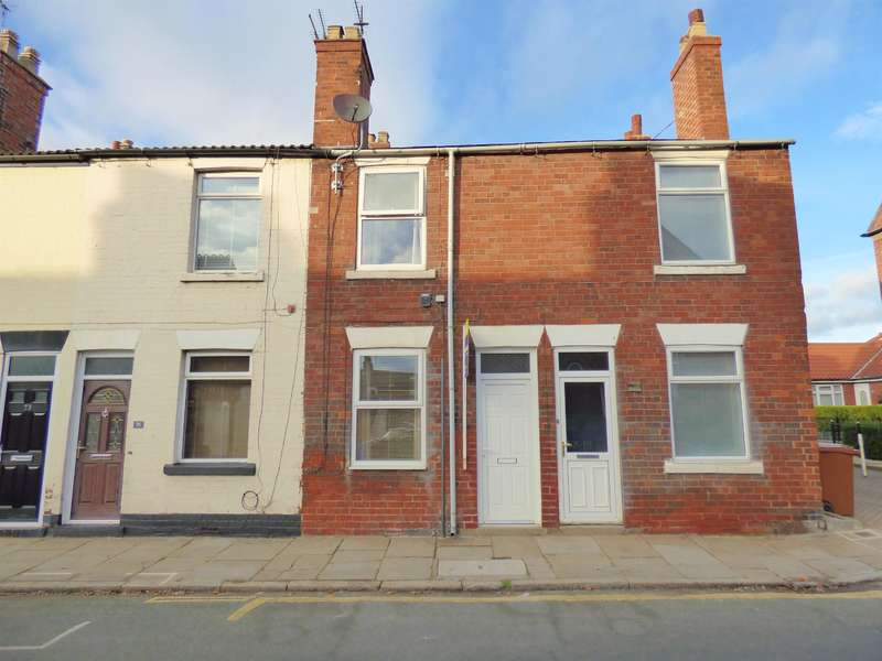2 Bedrooms Terraced House for sale in Flemingate, Beverley, HU17 0NZ