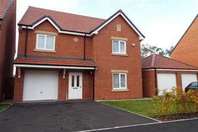 4 Bedrooms Detached House for rent in Harvey Avenue, Framwellgate Moor