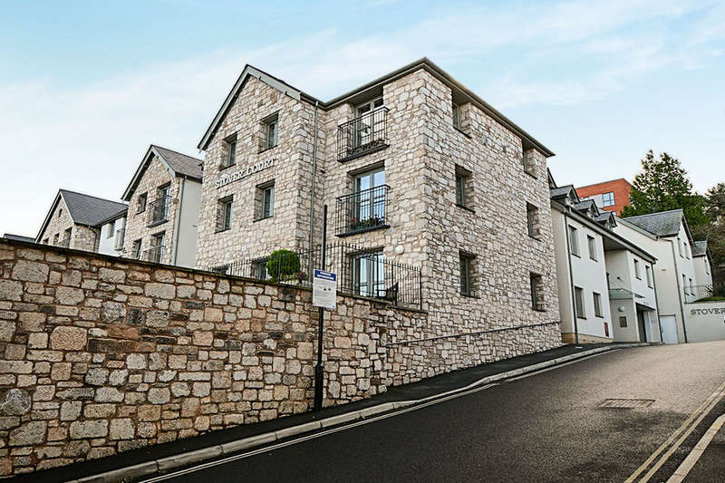 1 Bedroom Flat for sale in East Street, Newton Abbot, TQ12