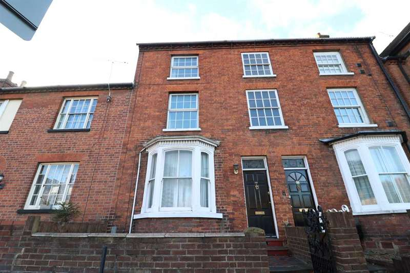 4 Bedrooms Terraced House for sale in Tavistock Street, Bedford