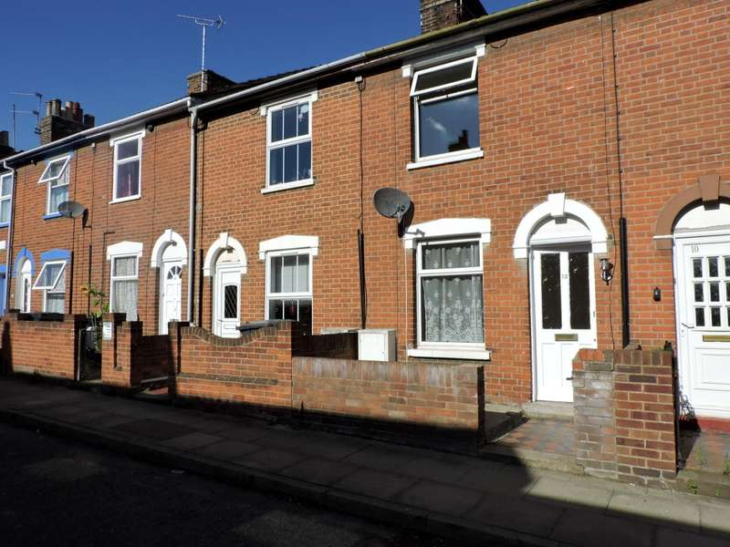 3 Bedrooms Terraced House for rent in Ann Street, Ipswich