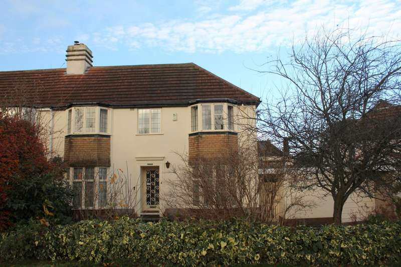 3 Bedrooms Semi Detached House for sale in Woodhall Park Crescent West, Stanningley, LS28