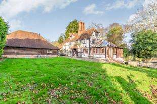 5 Bedrooms Detached House for sale in Wheelers Lane, Linton, Maidstone, Kent