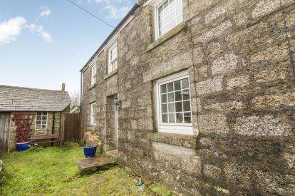 2 Bedrooms Semi Detached House for sale in St. Breward, Bodmin, Cornwall