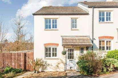 3 Bedrooms Semi Detached House for sale in Axminster, Devon